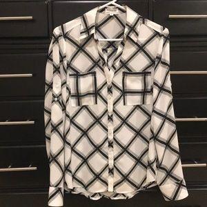 Michael Kors and Express Black&White Bundle size S